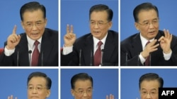 Chinese Premier Wen Jiabao is making overtures to Chisinau.