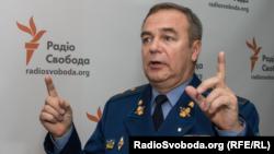 Колишній заступник начальника Генерального штабу Збройних сил України Ігор Романенко