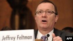 Заступник генерального секретаря ООН з політичних питань Джефрі Фелтман