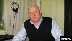 Ярослав Солтис у студії Радіо Свобода