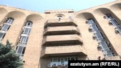 3-й правительственный корпус в Ереване