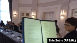 Pismo namjere o osnivanju Vijeća za medije, Zagreb, 4. listopad 2011.