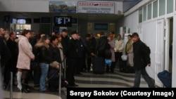Аеропорт «Сімферополь», ілюстративне фото