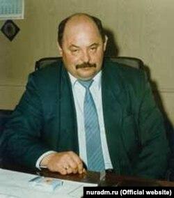Sergei Khudonogov