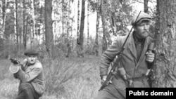 С кем сражались партизаны в Белоруссии?
