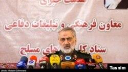 ابوالفضل شکارچی سخنگوی ارشد نیروهای مسلح جمهوری اسلامی ایران
