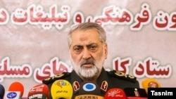 Spokesman of the Iranian Armed Forces Brigadier General Abolfazl Shekarchi. FILE PHOTO