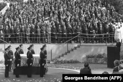 'To što netko misli da je Jugoslavija bila naročito utjecajna, to možete objesiti mačku o rep. Danas to ne znači apsolutno ništa.' (Fotografija: Sahrana Josipa Broza Tita, kojoj je prisustvovalo 150 državnika)