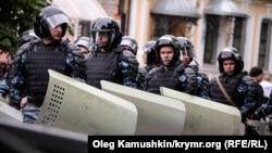 Российский ОМОН, иллюстрационное фото