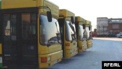 Городские автобусы. Иллюстративное фото.