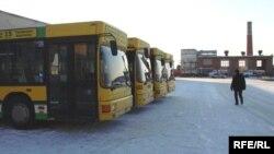 Автобусы.Иллюстративное фото.