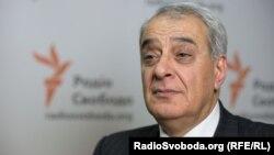 Армянский политолог Давид Шахназарян