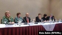 Potpisivanje sporazuma o suradnji UNDP i Ministarstva hrvatskih branitelja u Zagrebu, 21. siječanj 2013.