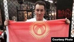Кубанычбек Осмонбеков.