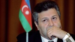 Azerbaijan's first post-Soviet president Ayaz Mutalibov (file photo)