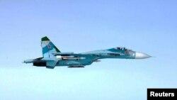 Су-27 (архівне фото)