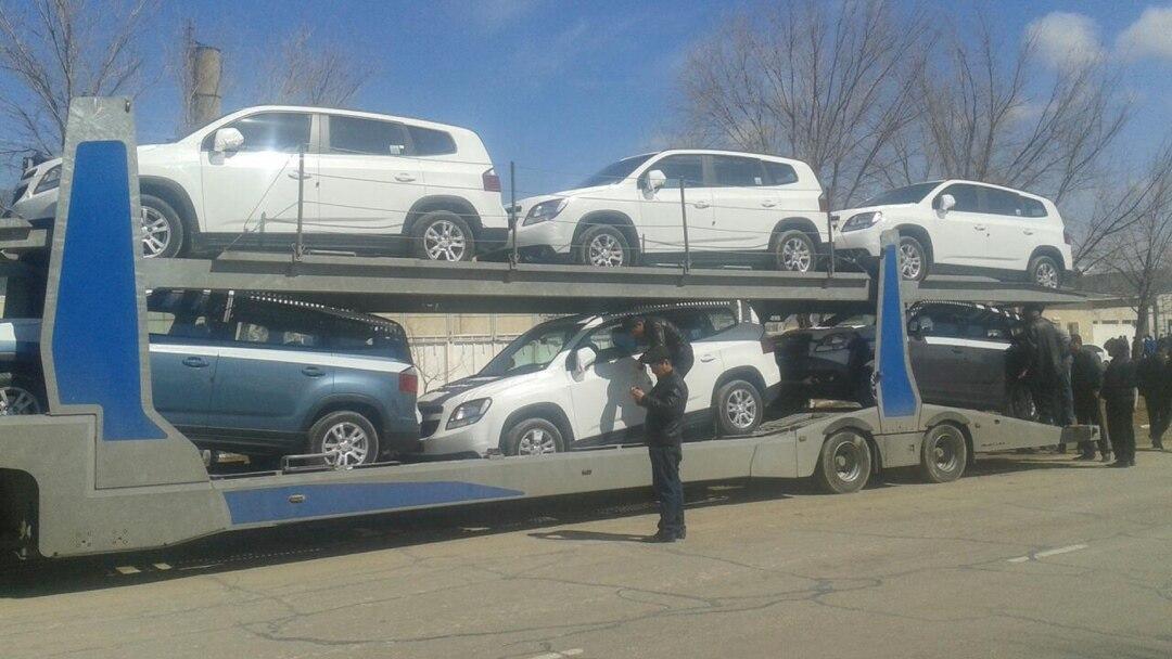 Chevrolet Orlando Sotuvga Chiqmoqda Lekin Uni Faqat Dollarda Va