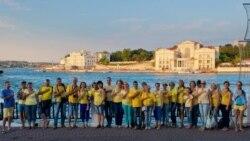 День Независимости Украины в Крыму   Радио Крым.Реалии
