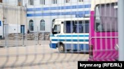 Сімферополь, центральний автовокзал