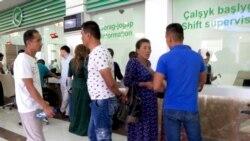 Türkmenistanda uçar we otly biletleri gymmatlady