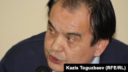 Шавкат Сабиров, президент Интернет-ассоциации Казахстана.