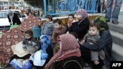 Palestinci očekuje da budu smješteni u UN kamp u Gazi