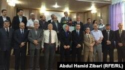 أعضاء في برلمان إقليم كردستان من التركمان والمسيحيين