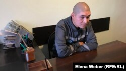 """Dias Rakhmetov, a Kazakh citizen returning from Syria, was sentenced to nine years in prison on charges of """"participating in the activities of a terrorist group"""" in September."""