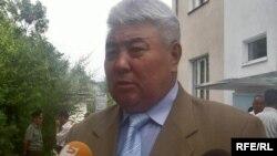 Болотбек Ногойбоев, вазири пешини корхои дохилаи Қирғизистон