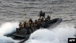 Американските маринци во Сомалија