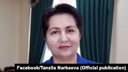 Сенат раиси Танзила Норбоева