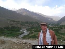Ростислав Хотин в Афганістані