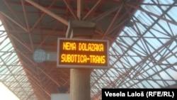 """Redukovali smo red vožnje i prilagodili se prema trenutno raspoloživom broju ljudi"", kaže za RSE direktor saobraćajne službe ""Suboticatrans"""
