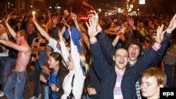 Футбольне свято знову приййшло на вулиці Донецька