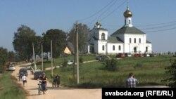 Церква в селі Дарево Ляховичський район (Ілюстративне фото)