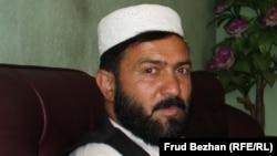 Kabul realtor Abdul Sami Mirza