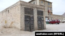 Balkanabatdaky elektrik transformatory