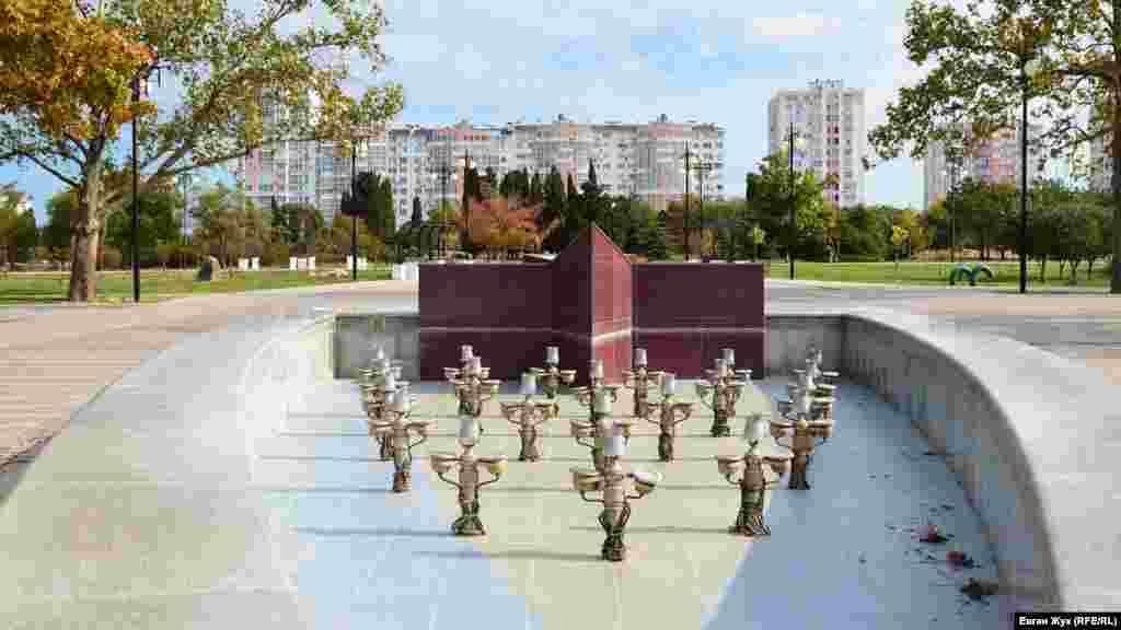 Фонтаны в Парке Победы выключены с 1 октября – в городе начали экономить воду
