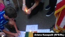 LGBT në Prishtinë përkujton viktimat e Orlandos