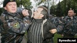 «Вяжуць» Анатоля Лябедзьку, 2008 год
