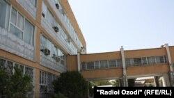 Врховниот суд во Душанбе.