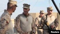 Американские военные в афганской провинции Гильменд.