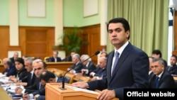 Старший сын таджикского президента Рустами Эмомали.