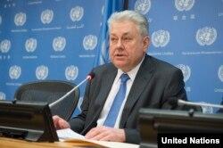 Постійний представник України в ООН Володимир Єльченко