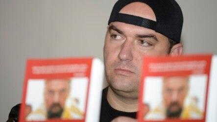 Bojan Jovanović na promociji u Beogradu