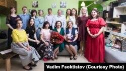 Уфадагы Татар телен яратучылар клубының чыгарылыш кичәсе