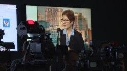 У новому офісі Радіо Свобода презентували невідомі документи КДБ про стеження за мовцем – відео