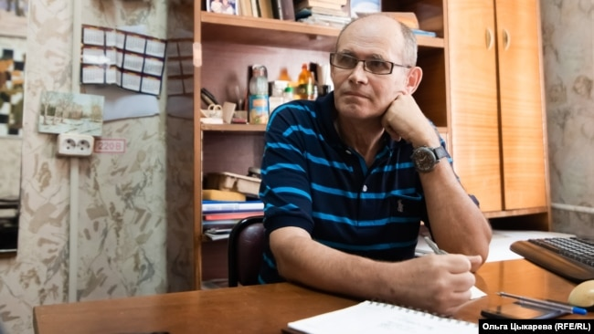 Владислав Цап, художник. Биробиджан