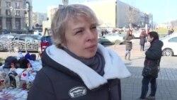 Если она в Крыму была, зачем ей в Украину: киевляне о Самойловой на «Евровидении» (видео)
