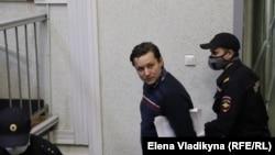 Николай Девятый в суде